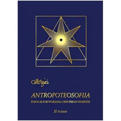 Astrėja<br />ANTROPOTEOSOFIJA II Tomas